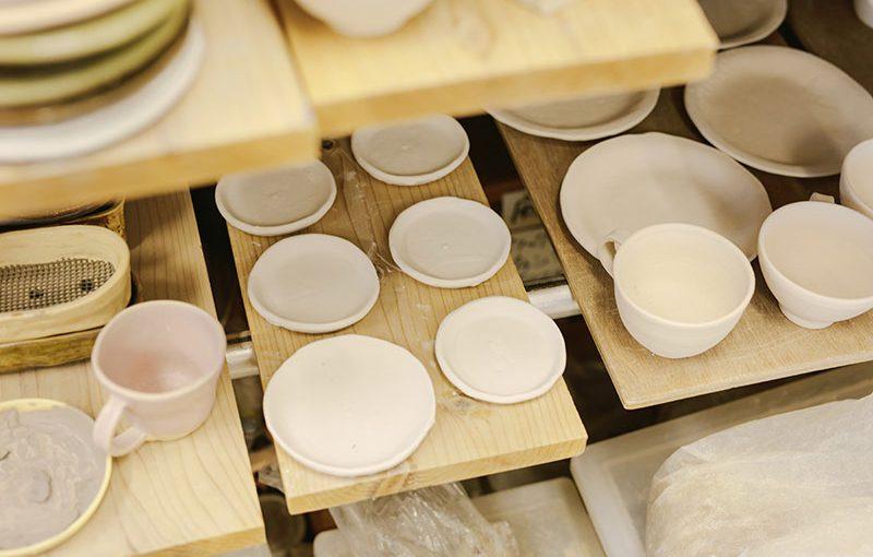 陶芸家の指導による陶芸教室開講中!